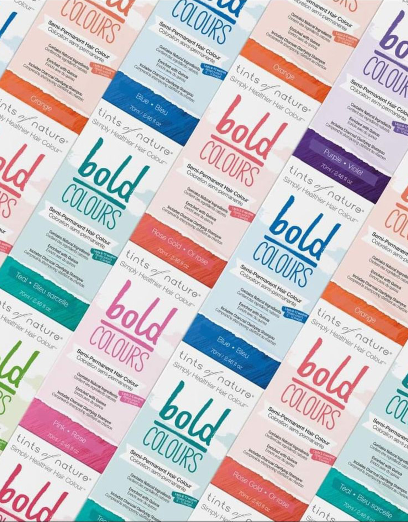 tints of nature Bold Colors - Pink 70ml