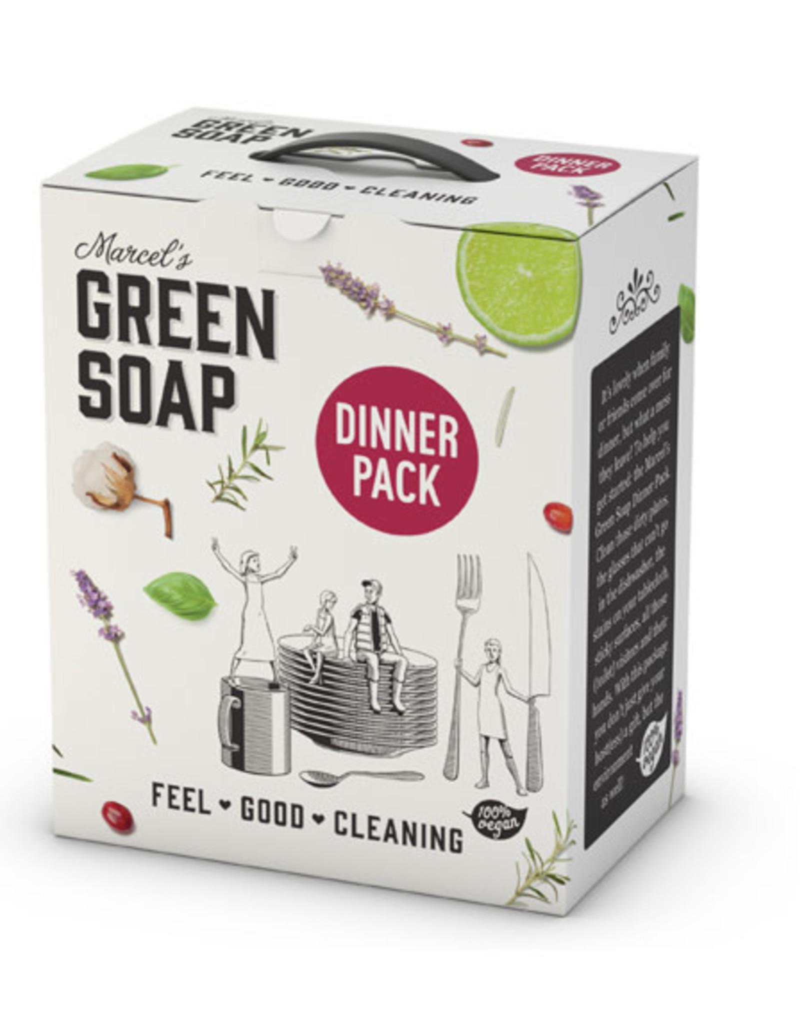 Marcel's Green Soap Schoonmaakbox - 6 x Marcel's favoriete schoonmaakproducten