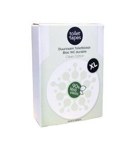 Toilet Tapes Toilettape wc blokje - Clean Cotton
