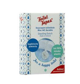 Toilet Tapes Toilettape wc blokje - Dazzling Dutch