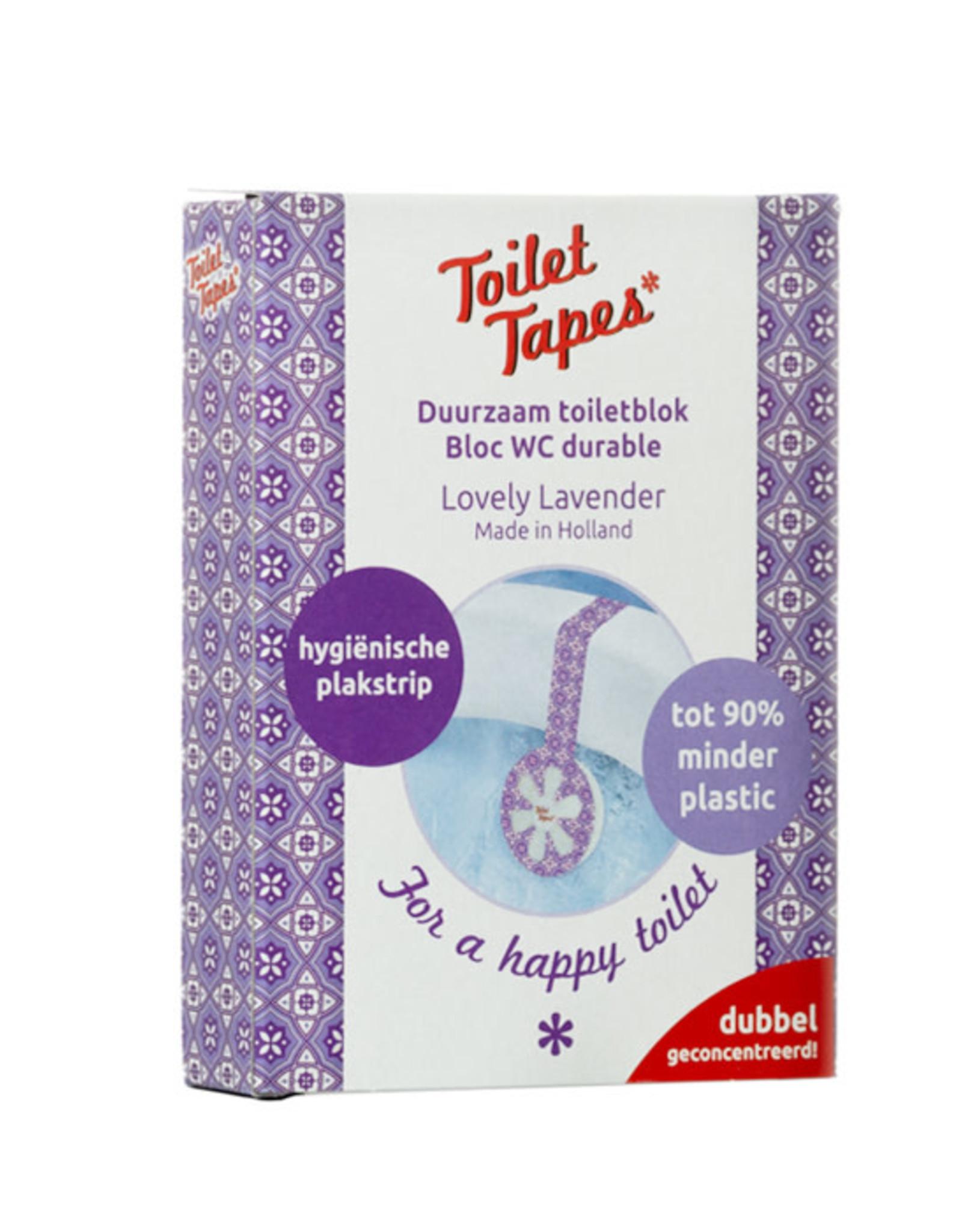 Toilet Tapes Toilettape wc blokje - Lovely Lavender