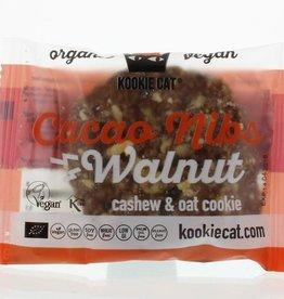 Kookie Cat Kookie Cat - Cacao nibs walnut 50g (glutenfree)