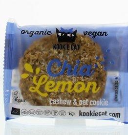 Kookie Cat Kookie Cat - Chia lemon 50g