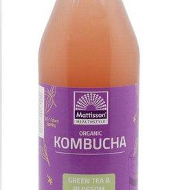 Mattisson Kombucha green tea - blossom 500ml