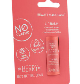 Beauty Made Easy Papertube lipbalm berry 6g