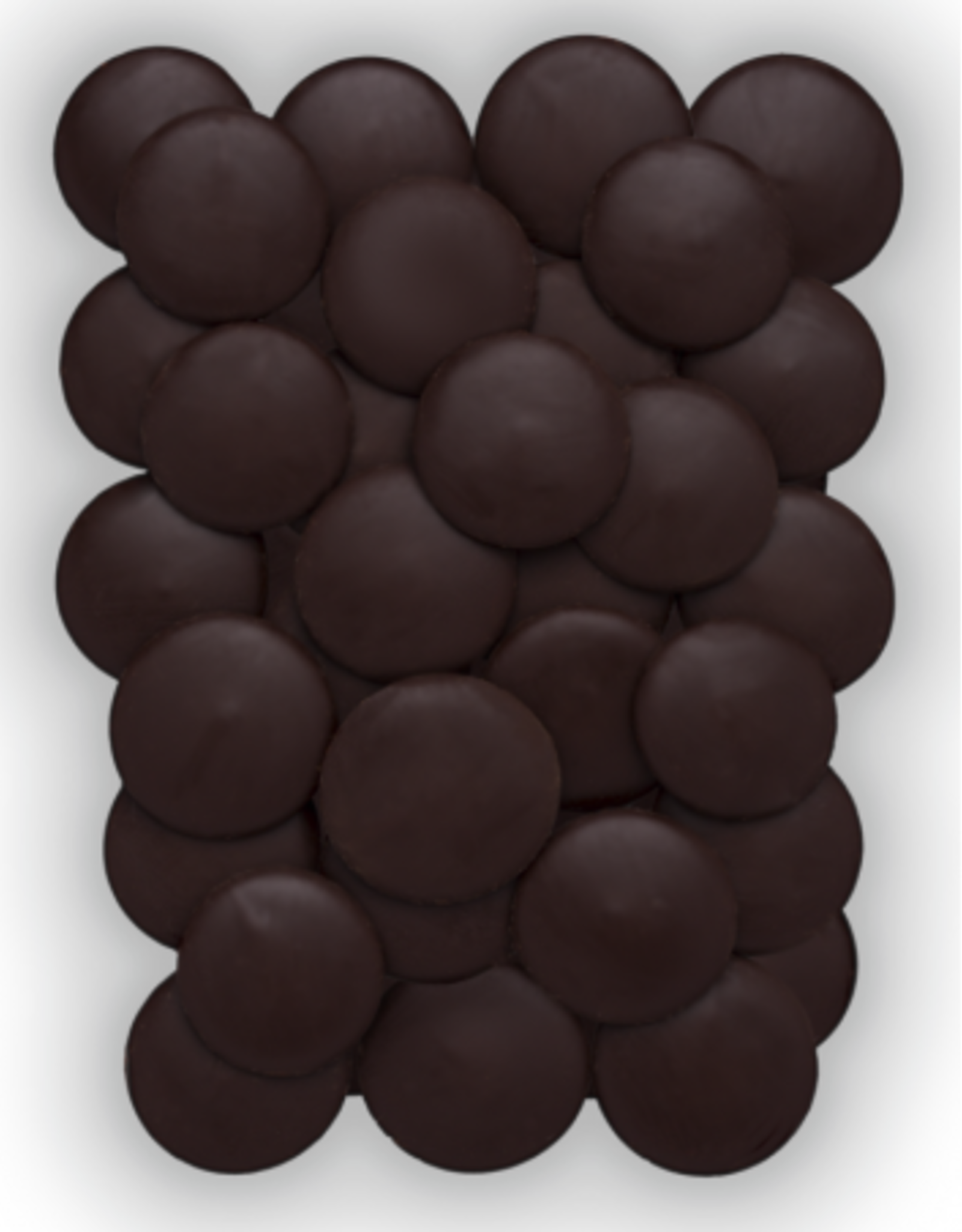 Doisy & Dam Doisy & Dam chocolade buttons 30g