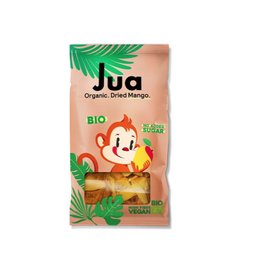 JUA Gedroogde mango - geen toegevoegde suikers  25g