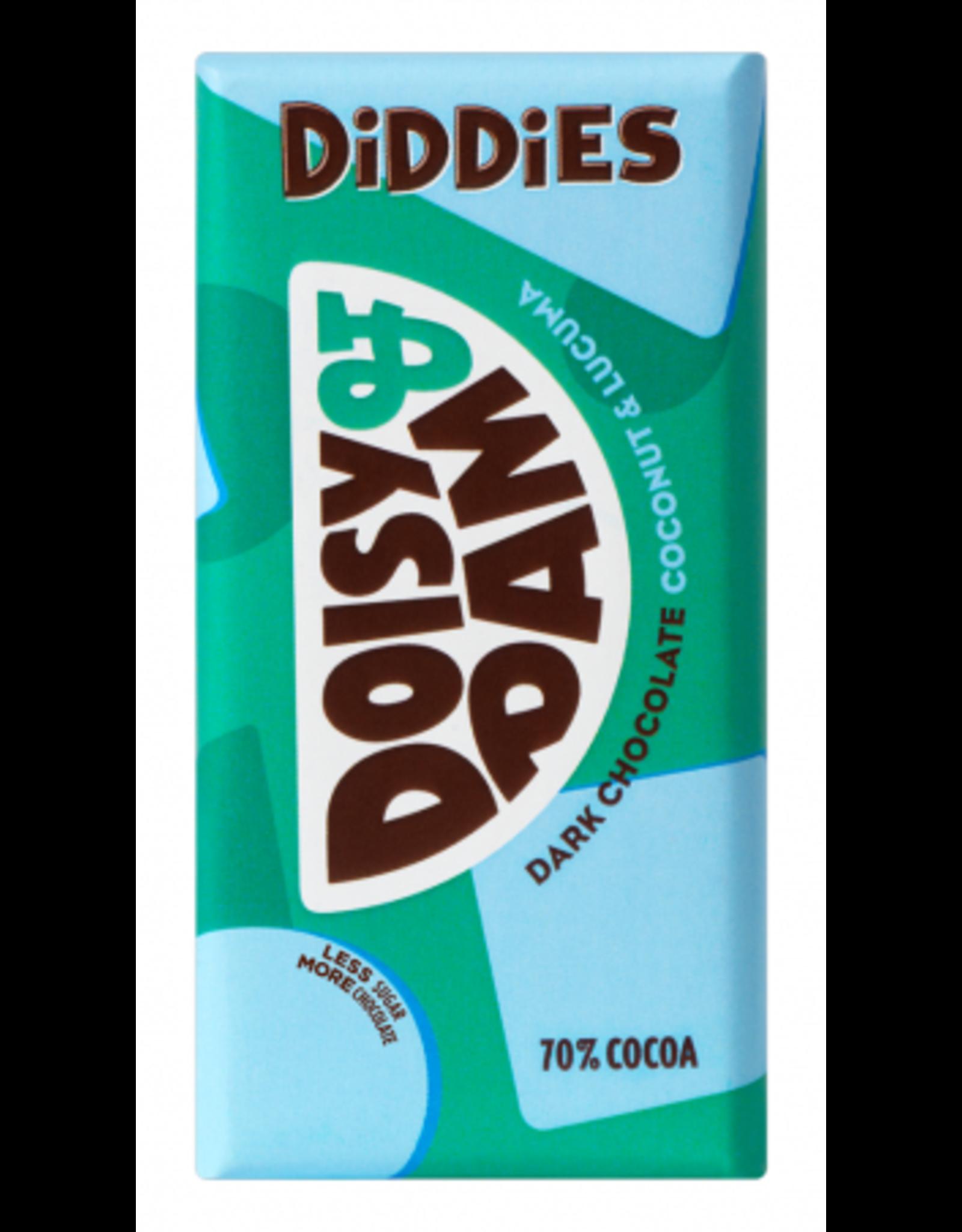 Doisy & Dam Doisy & Dam Diddies coconut & lucuma 25g