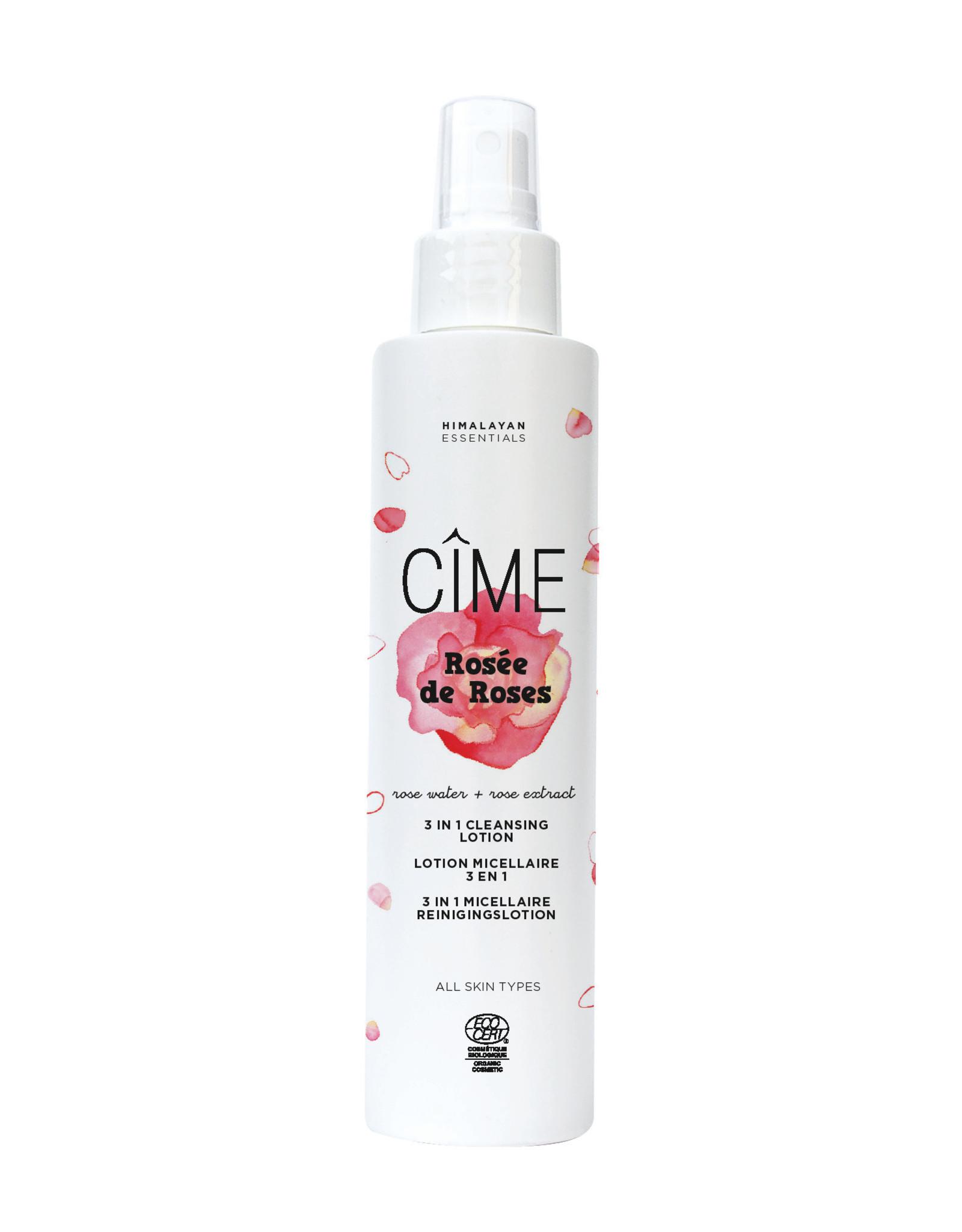 Cime Rosée de Roses - 3 in 1 Micellaire reinigingslotion 150ml