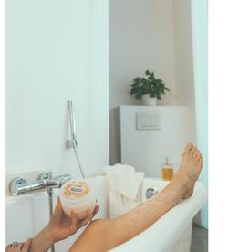 Cime Magnificent Mandarine - Bodyscrub & badzout 450g