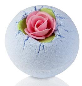 Bomb cosmetics Porcelain Peony Bath Blaster 160g