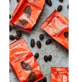 Deliciously Ella Ella chocolate orange dipped almonds 30g