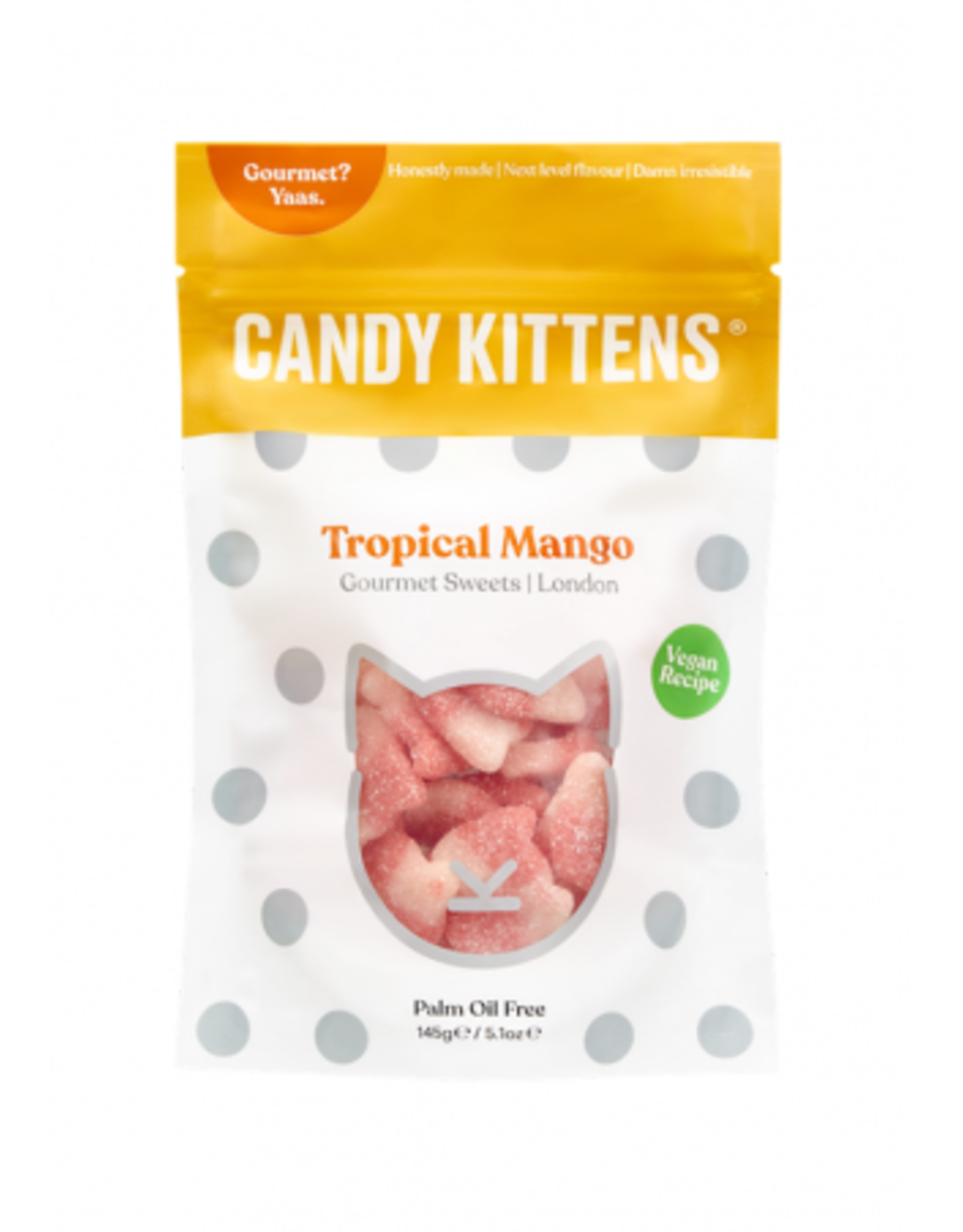 Candy Kittens Candy Kittens Tropical Mango 54g