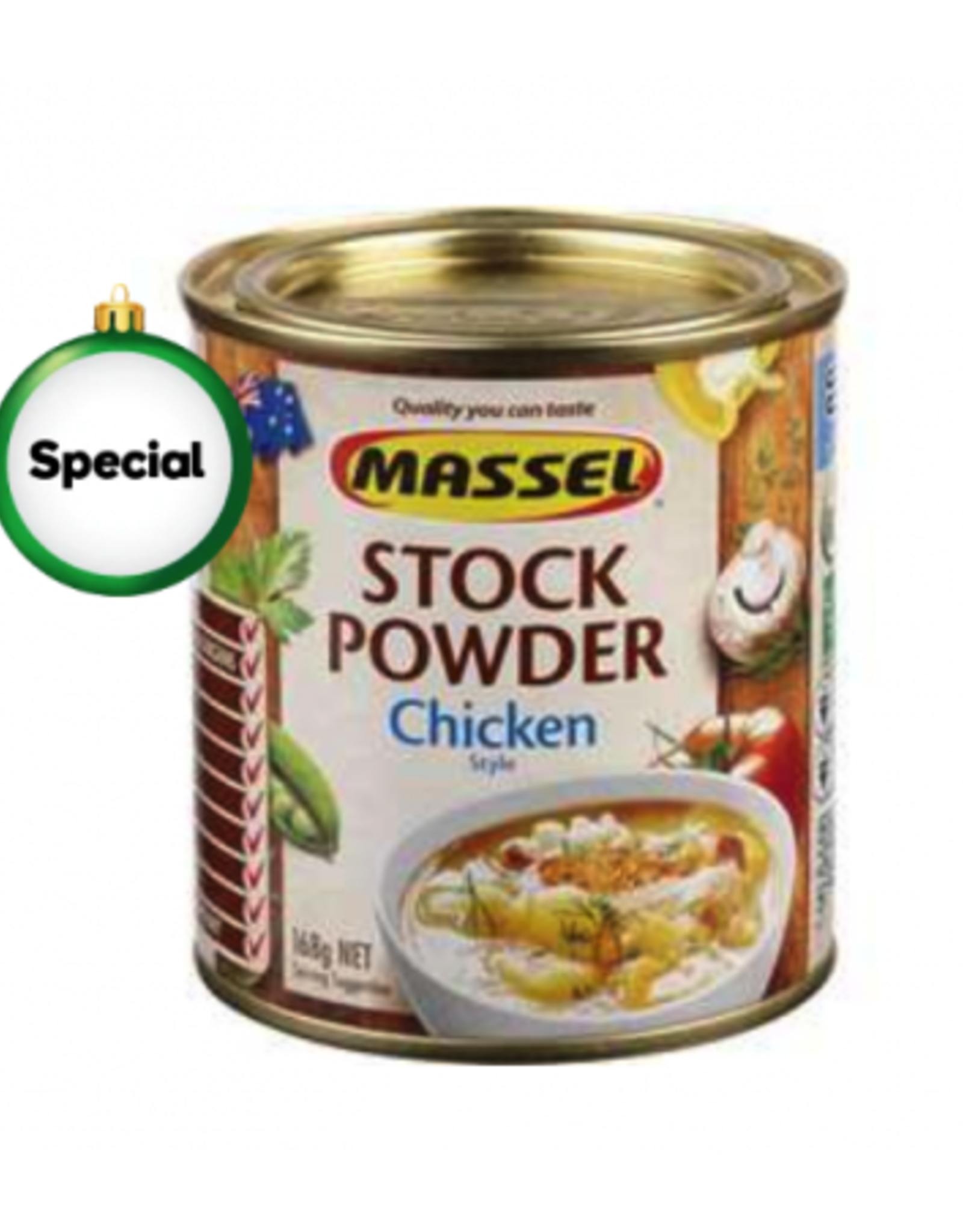 Massel Vegan Bouillon chicken style van Massel 168g