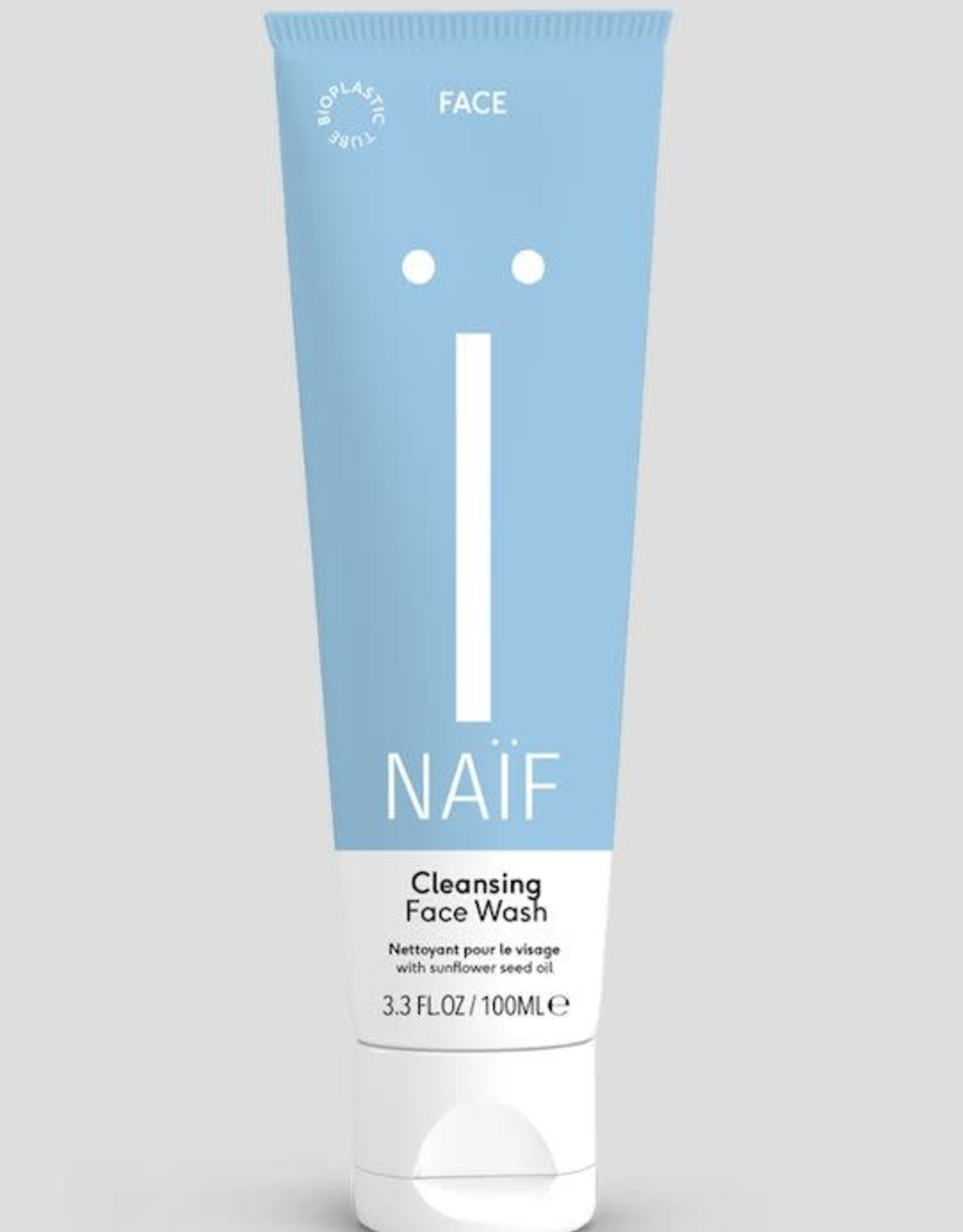 Naïf Cleansing face wash 100 ml