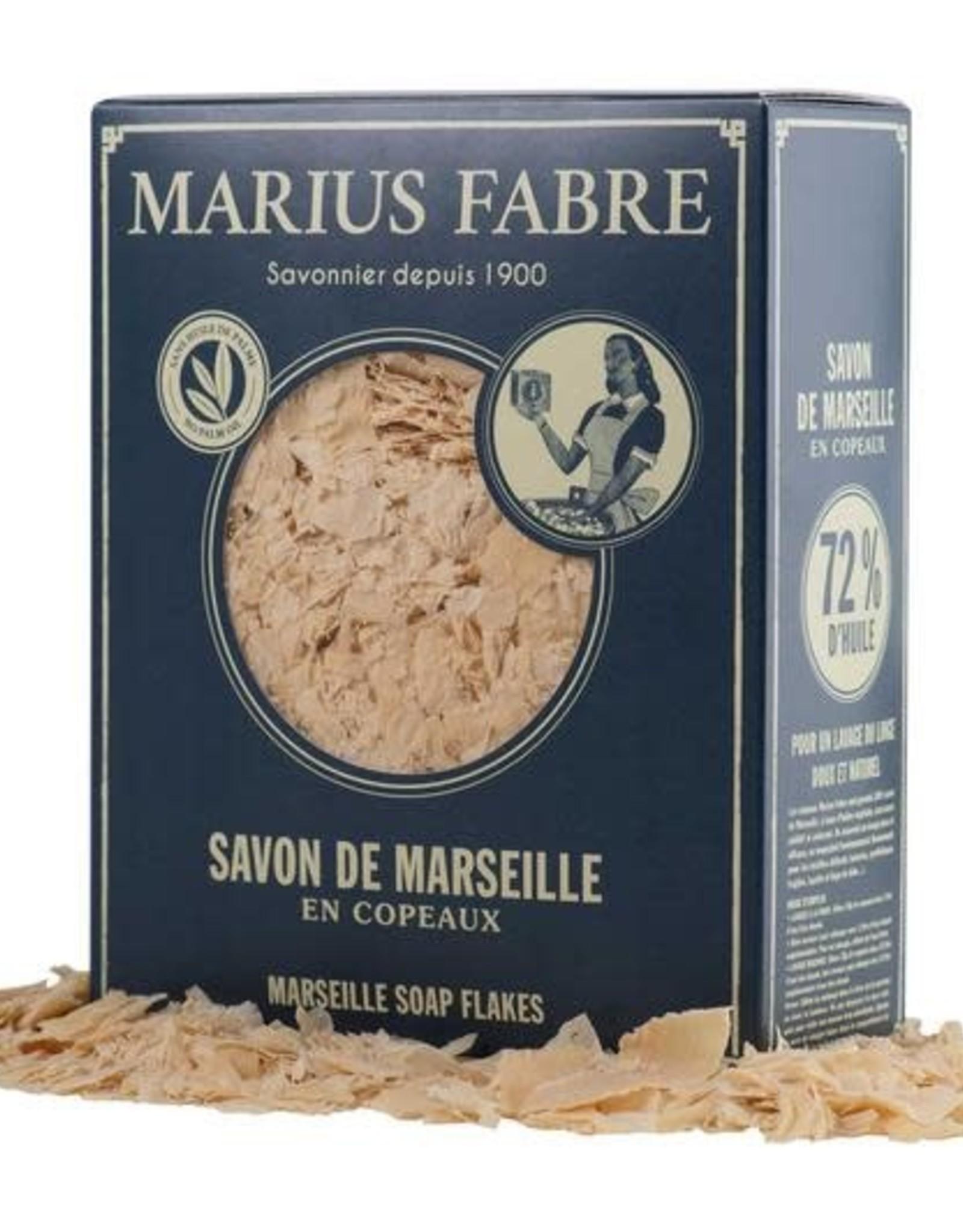 Marius Fabre Savon Marseille zeepvlokkendoos 750g