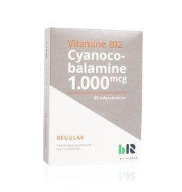 B12 Vitamins Cyanocobalamine 1000 - 60 zuigtabletten