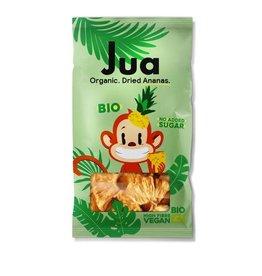 JUA Gedroogde ananas - geen toegevoegde suikers  25g