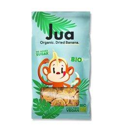 JUA Gedroogde bananen - geen toegevoegde suikers  25g