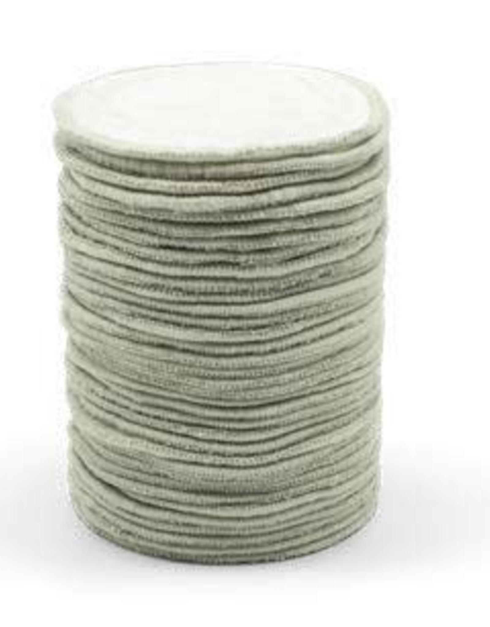 Bambaw Bambaw fluweelzacht herbruikbaar wattenschijfje - per 1 stuk