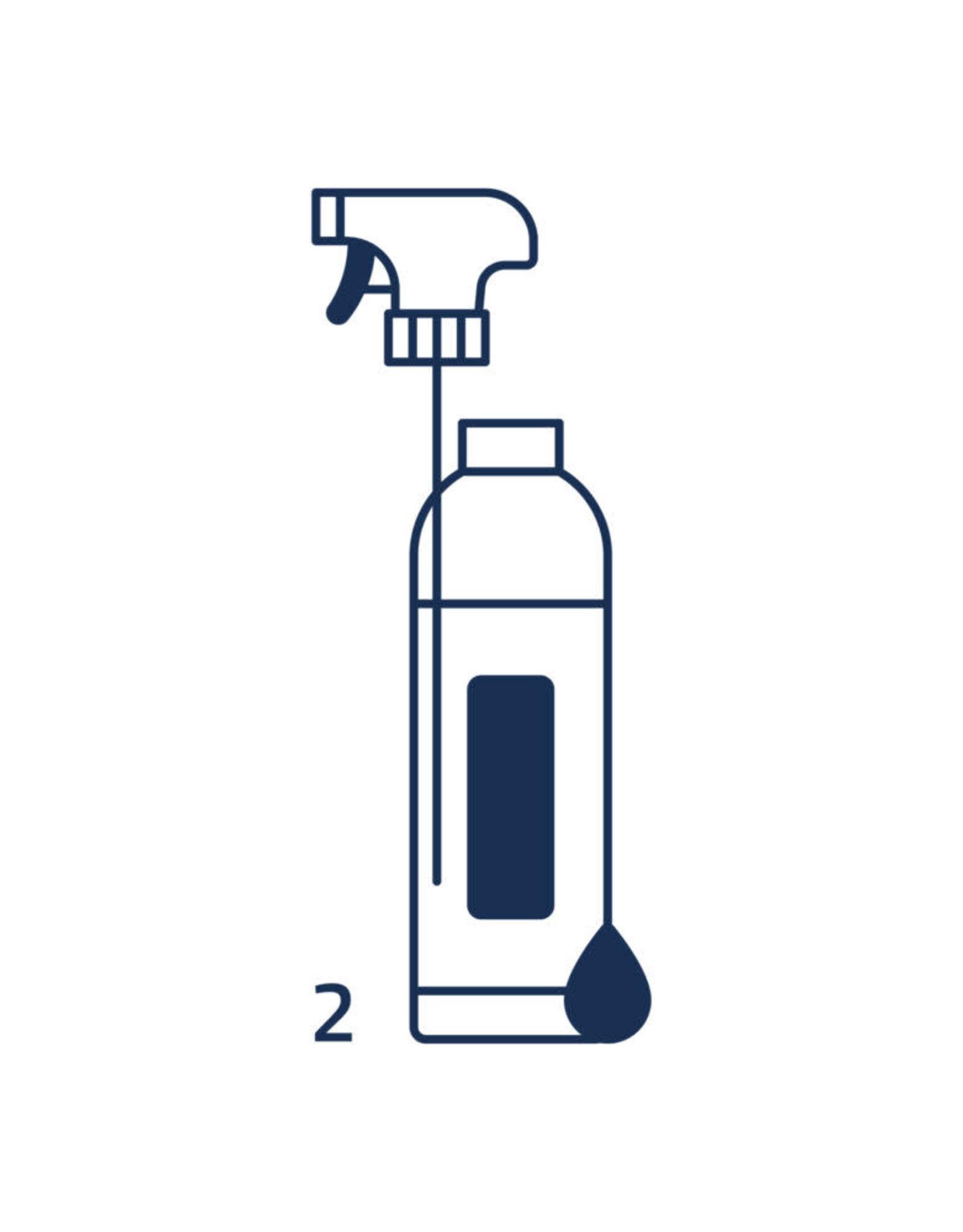 Ecopods Ecopods -  eco verstuiver Alu sanireiniger 1 stuk