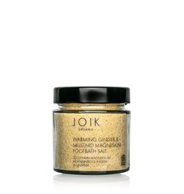 JOIK Warming Vegan Magnesium Footbath Salt 200g
