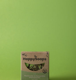 Happy Soaps Tea-Riffic Shampoo Bar - 70 g