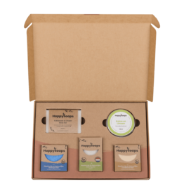 Happy Soaps Plasticvrije Verzorging Giftbox - Tropical Sensation Large