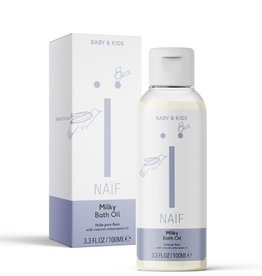 Naïf Milky Bath Oil Baby+Kidscare 100ml