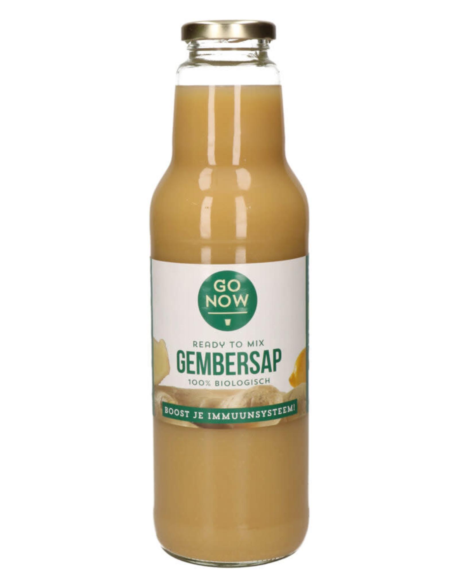 Go Now Go Now Gembersap bio 750ml