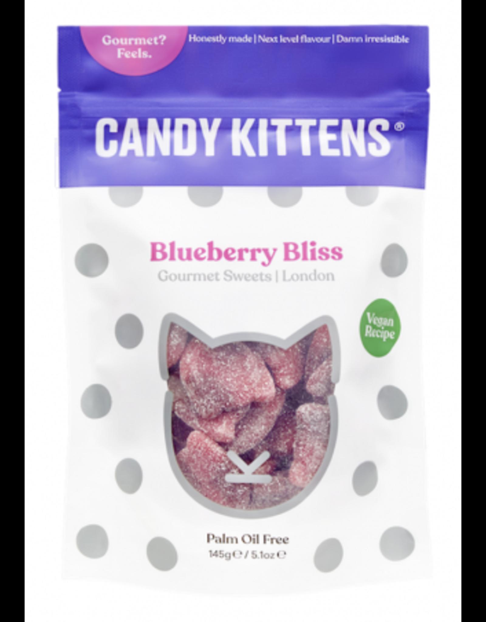 Candy Kittens Candy Kittens Blueberry Bliss 125g