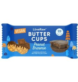 Love Raw Love raw 2 chacolate butter cups salted caramel 34g