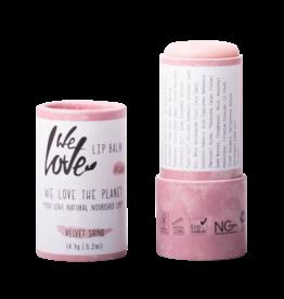 We love the planet We Love The Planet Natuurlijke Lip Balm Velvet Shine (vegan) 5.2ml