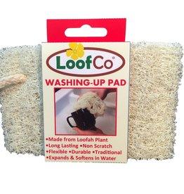 LoofCo Afwas spons Loofco - 2 stuks