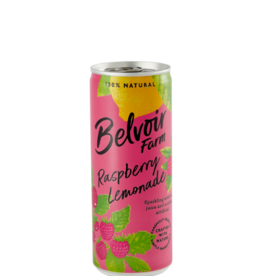 Belvoir Belvoir Raspberry Lemonade blik 25cl