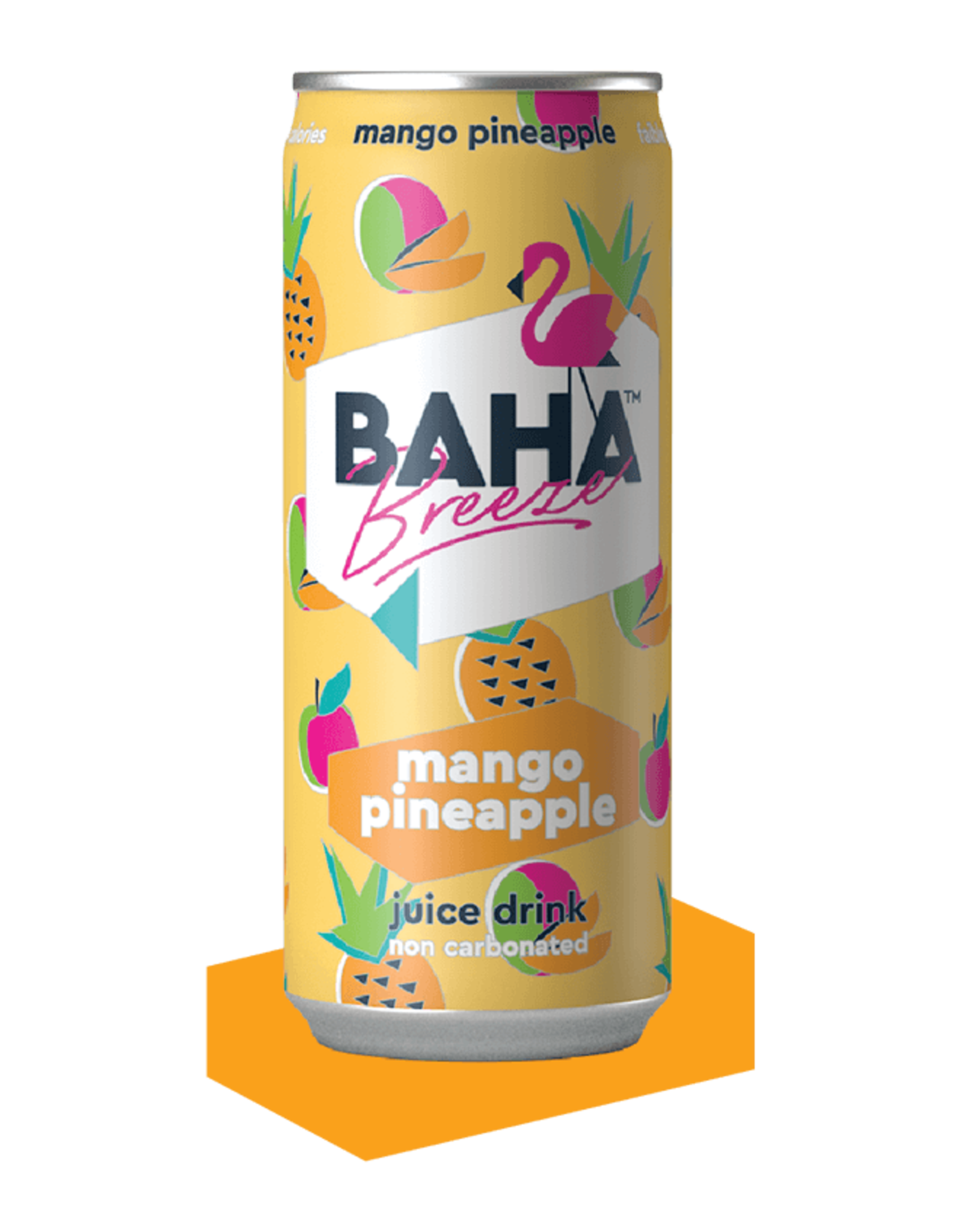 Baha Breeze Baha Breeze Mango Pineapple blikje 33cl