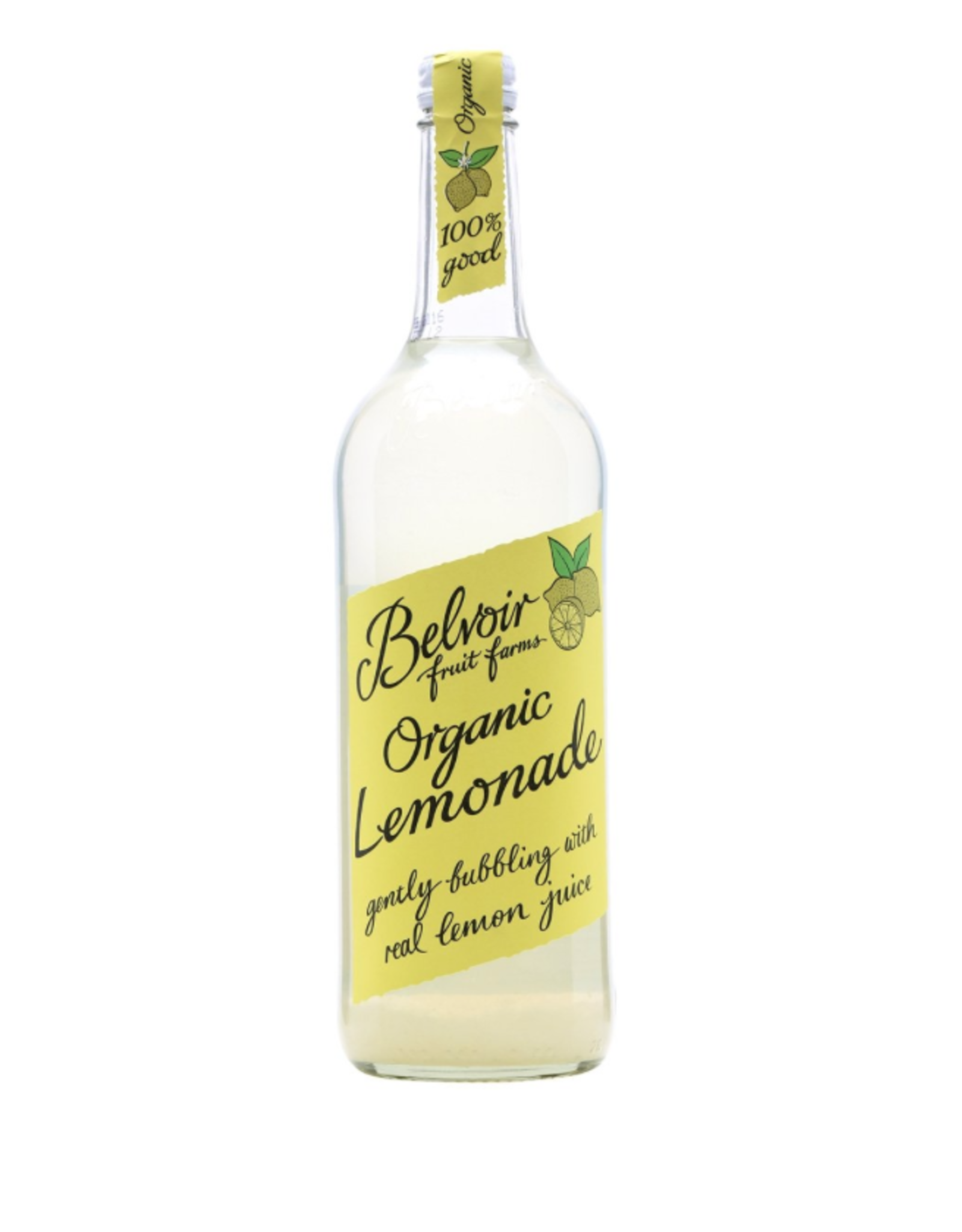 Belvoir Belvoir Organic Lemonade 75cl