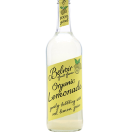 Belvoir Belvoir Organic Lemonade 75cl