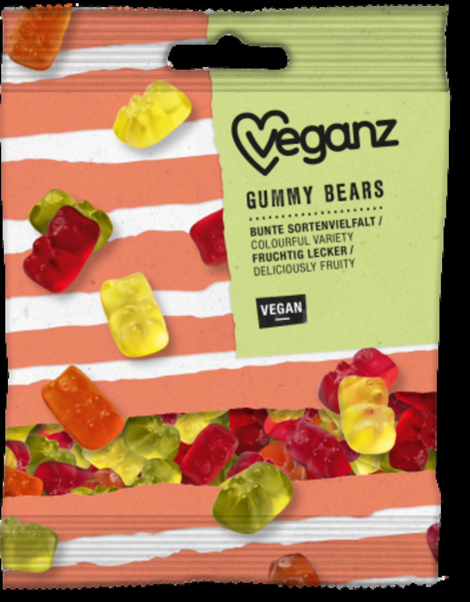 veganz Bonbons Gummy Bears - Veganz 100g