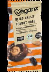 veganz Bliss Ball au cœur Cacahuète Bio - Veganz 40g