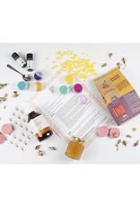 Roos met Witte Stippen DIY pakket Lippenbalsem - Roos met Witte Stippen