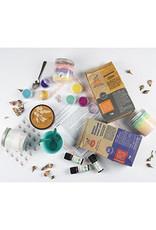 Roos met Witte Stippen DIY pakket Unicorndust - Roos met Witte Stippen