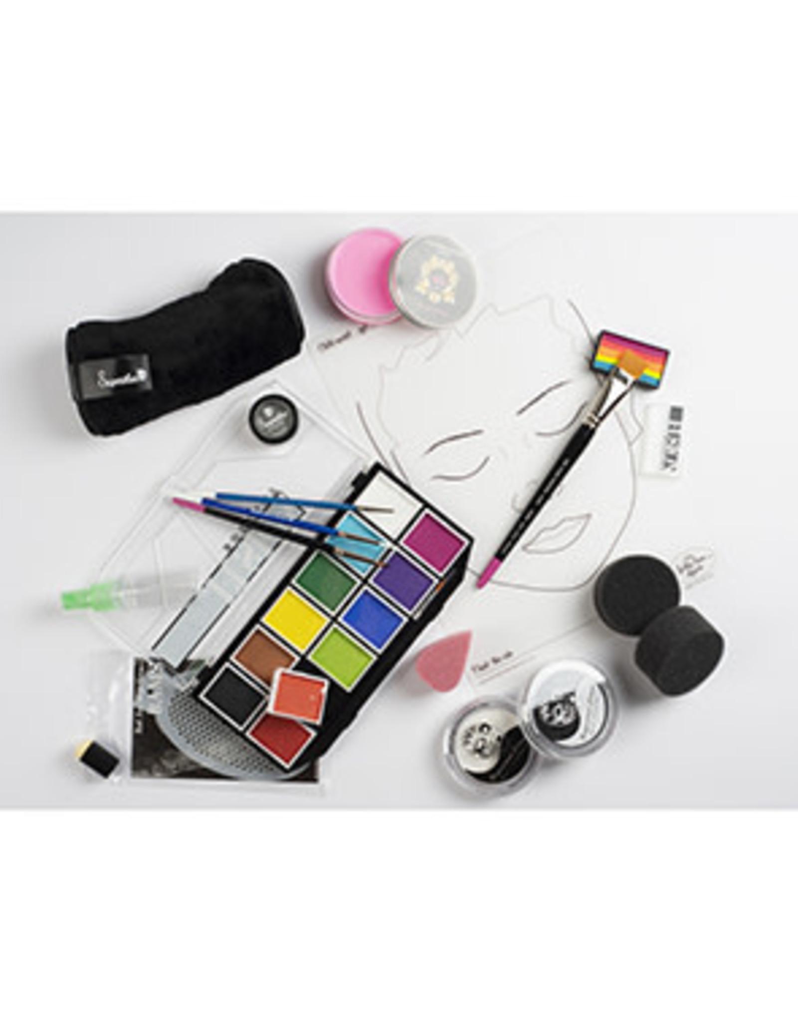 Fusion Basis Starterspakket Fusion Premium De Luxe uitbreiding met sjabloon en extra zwart en wit
