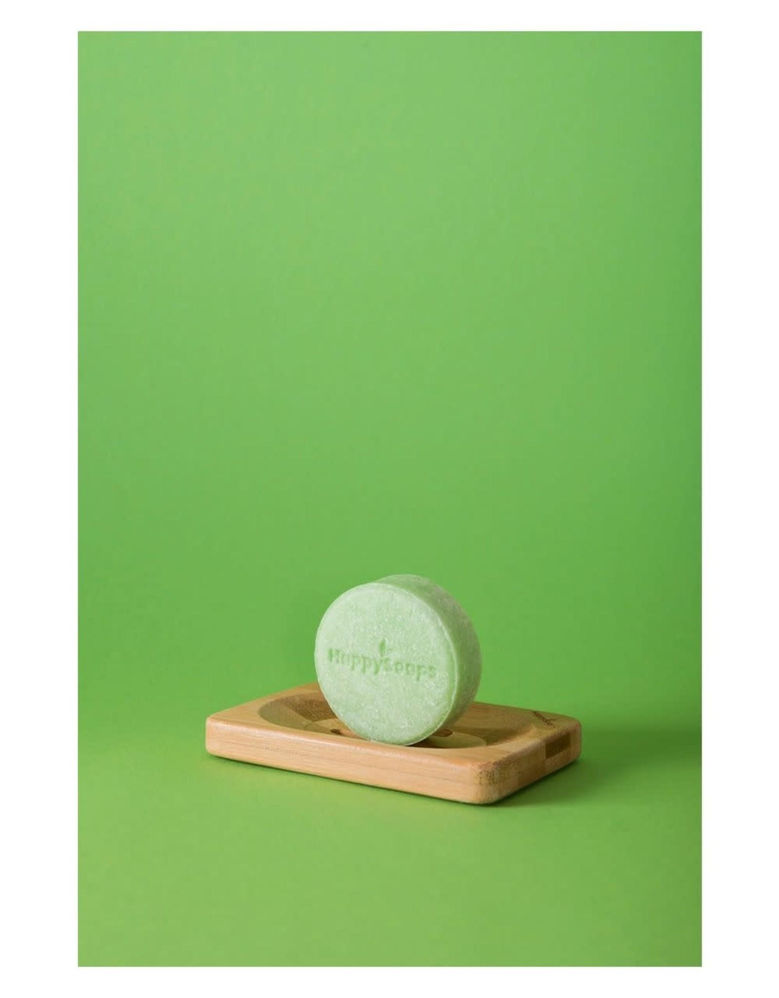 Happy Soaps Fresh Bergamot Shampoo Bar - 70g