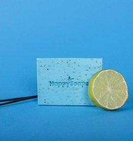Happy Soaps Happy Body Bar - Bergamot en Wierook 100g