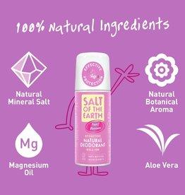 Salt of the Earth Salt of the Earth - Peony Blossom Natural Roll On Deodorant 75 ml