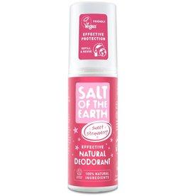 Salt of the Earth Salt of the Earth - Sweet Strawberry Natural Deodorant Spray 100 ml