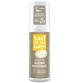 Salt of the Earth Salt of the Earth - Amber & Sandalwood Natural Deodorant Spray 100 ml