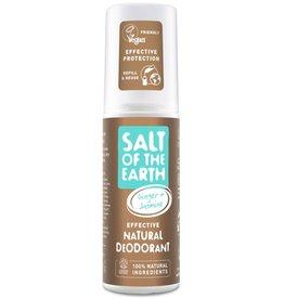 Salt of the Earth Salt of the Earth - Ginger & Jasmine Deodorant Spray 100 ml