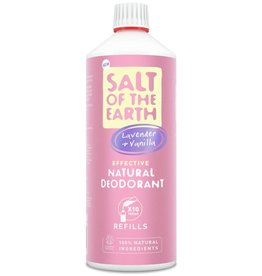 Salt of the Earth Salt of the Earth - Lavender & Vanilla Spray Refill 1000 ml